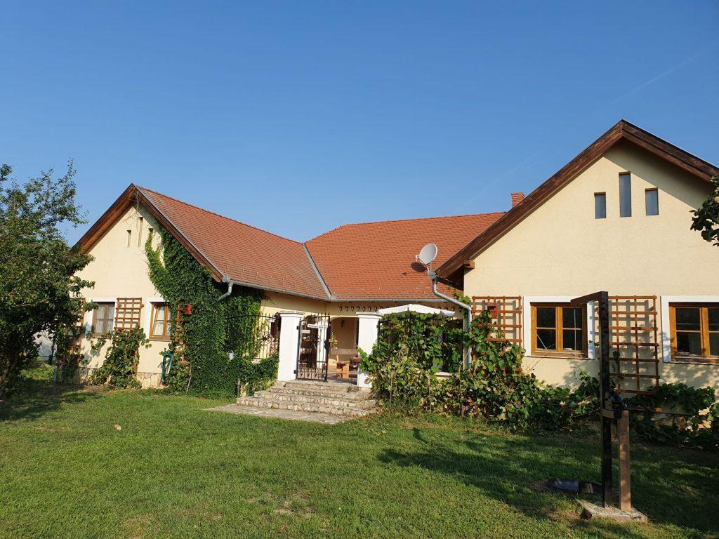 Haus Ungarn